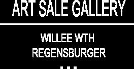 Art Sale Gallery Willee WTH Regensburger