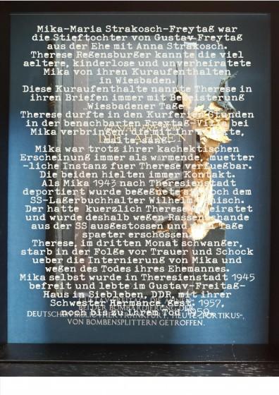 Die Ahnen Buch und Mika Text