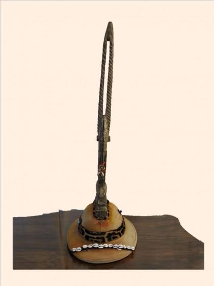 Helmaufsatz der Bambara Maliaufstand 2